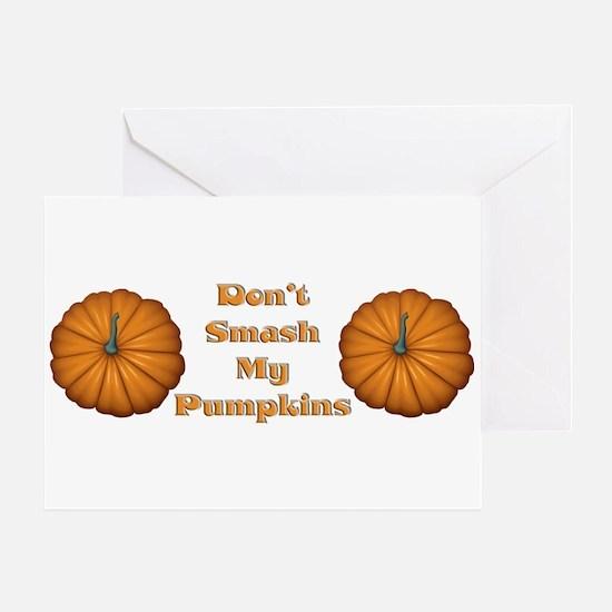 Funny Halloween T-shirts Greeting Card