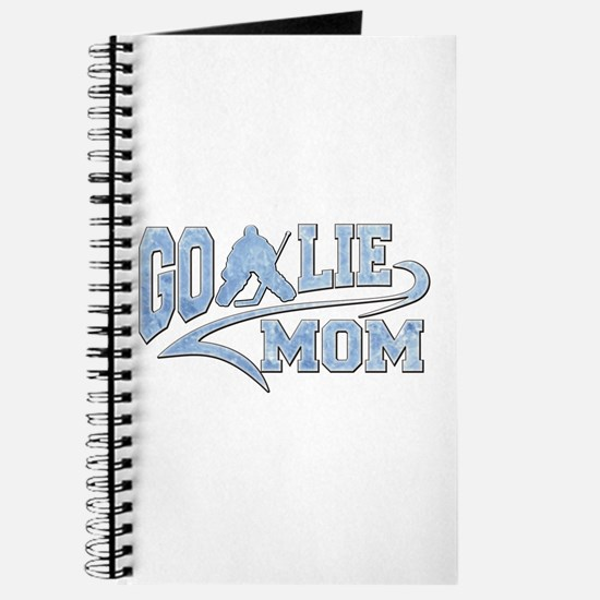 Hockey Goalie Mom Athletic Tail Journal