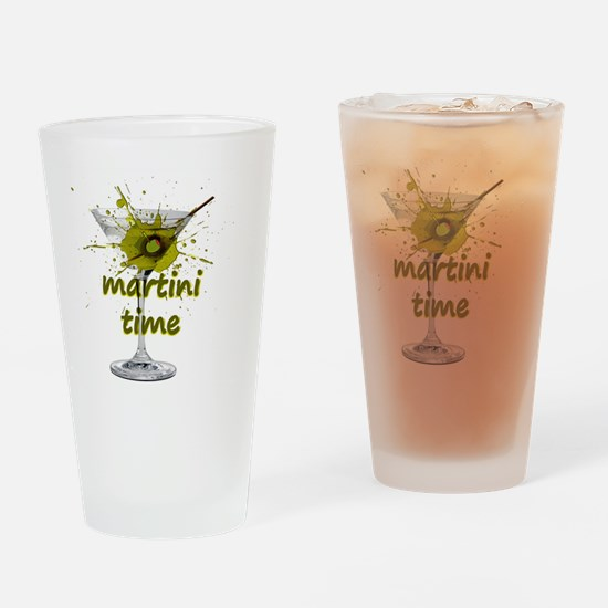 Cool Dirty martini Drinking Glass