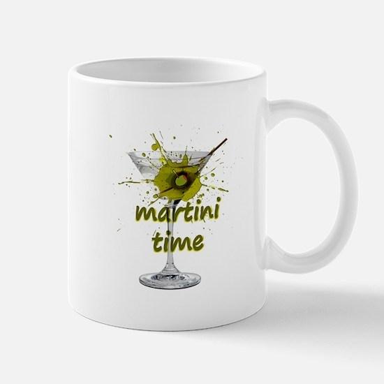 Martini Time Splash Mugs