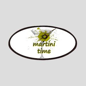 Martini Time Splash Patch
