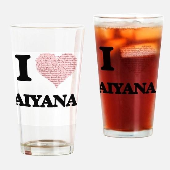Aiyana Drinking Glass