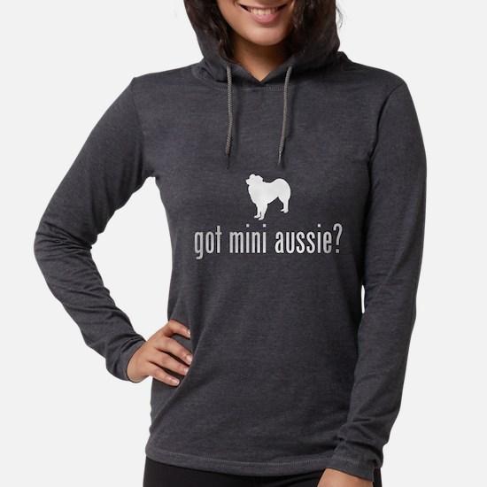 miniature aust shepherd g copy Long Sleeve T-Shirt