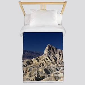 Manly Beacon, Death Valley NP, viewed f Twin Duvet