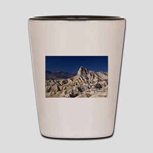 Manly Beacon, Death Valley NP, viewed f Shot Glass