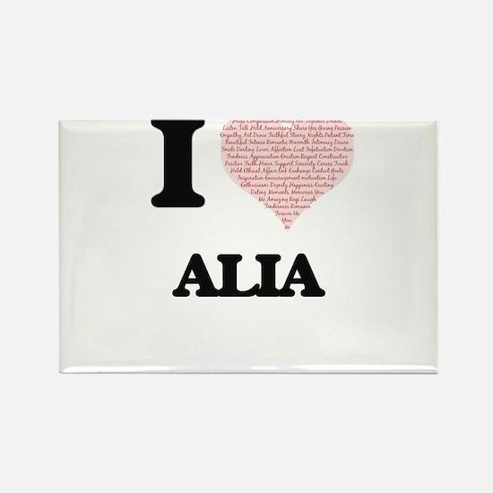 Alia Magnets