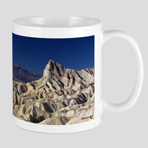 Manly Beacon, Death Valley NP, viewed from Za Mugs