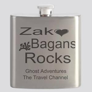 Ghost Adventures Flask