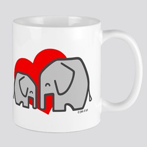 Elephants Mug Mugs