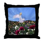 June Angel : Throw Pillow