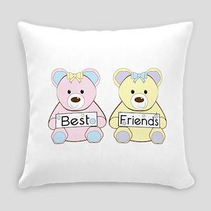 Best Friends Everyday Pillow