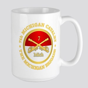 7th Michigan Cavalry Mugs