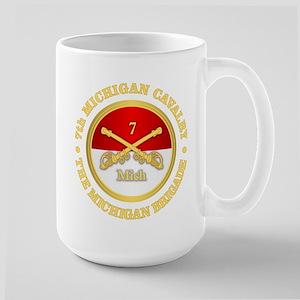 7th Michigan Cavalry Mugs