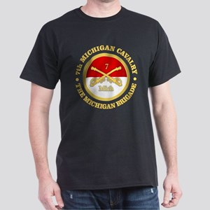 7th Michigan Cavalry T-Shirt