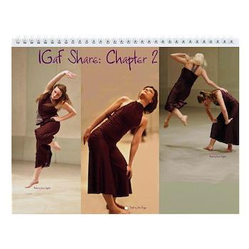 IGaF 2013 wall calendar - SHARE: Chapter 2