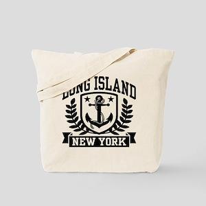 Long Island NY Tote Bag