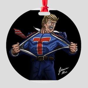 Super Trump! Ornament
