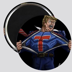 Super Trump! Magnets