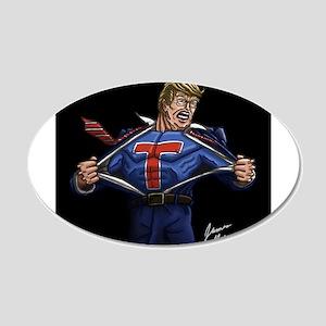 Super Trump! Wall Decal