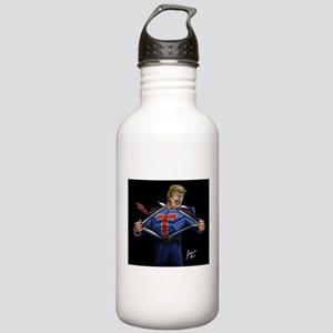 Super Trump! Water Bottle