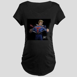 Super Trump! Maternity T-Shirt