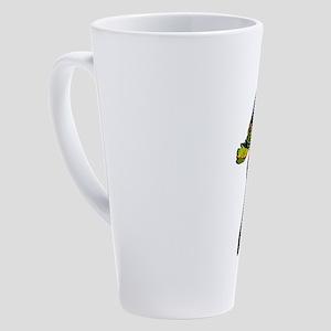 SQUATCH MANIA 17 oz Latte Mug