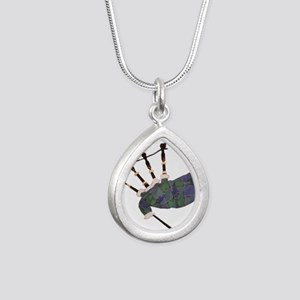 tartan plaid scottish bagpipes Necklaces