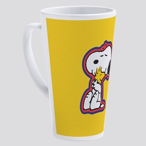 Peanuts Flair Snoopy 17 oz Latte Mug