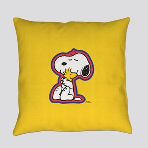 Peanuts Flair Snoopy Everyday Pillow