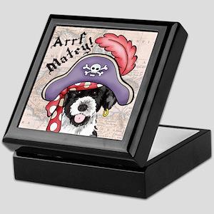 PWD Pirate Keepsake Box