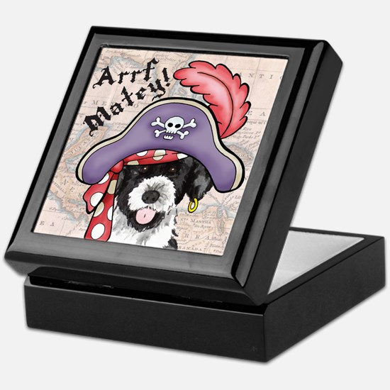 PWD Pirate Keepsake Box