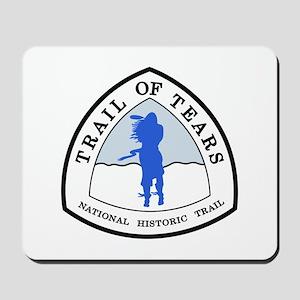 Trail of Tears National Trail Mousepad