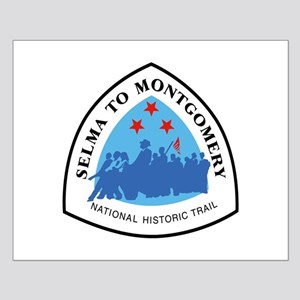Selma to Montgomery National Trail, A Small Poster