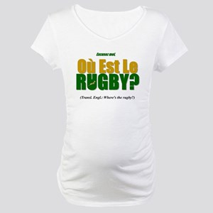 Rugby World Cup Springboks Maternity T-Shirt