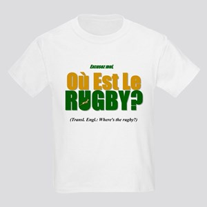 Rugby World Cup Springboks Kids Light T-Shirt