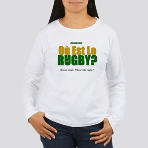 Rugby World Cup Springboks Women's Long Sleeve T-S