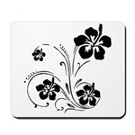 Flower Theme Mousepad