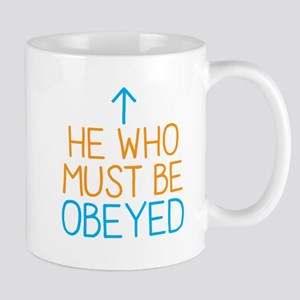 He who must be Obeyed Mugs