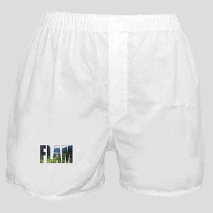 Flam Boxer Shorts