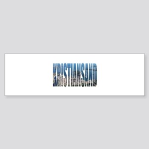 Kristiansand Bumper Sticker