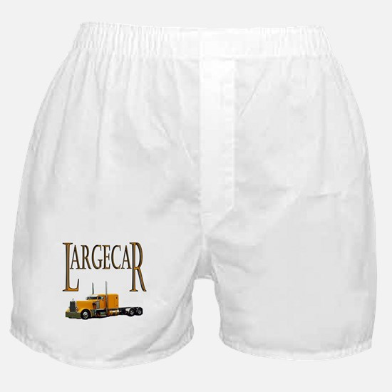 Large Car Boxer Shorts