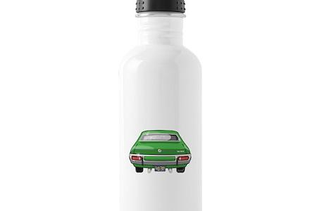 Gran Torino Stainless Water Bottle  L