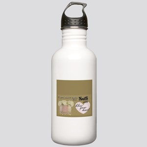Bless Your Heart Stainless Water Bottle 1.0L