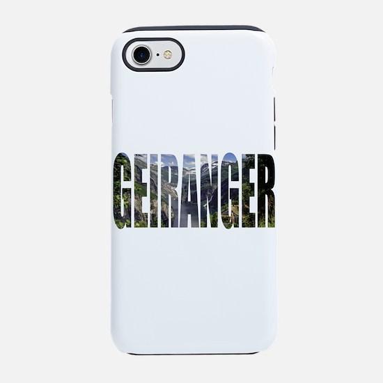 Geiranger iPhone 8/7 Tough Case