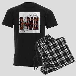 Brad/ B-Rad Men's Dark Pajamas