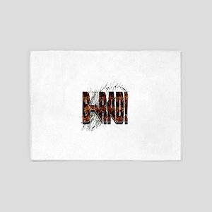 Brad/ B-Rad 5'x7'Area Rug