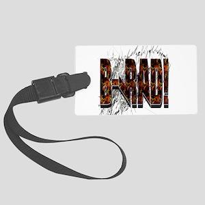 Brad/ B-Rad Large Luggage Tag