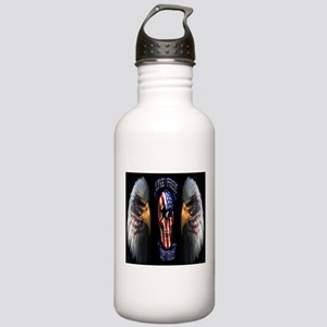 Live Free or Die Stainless Water Bottle 1.0L