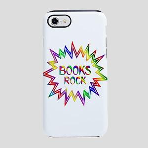 Books Rock iPhone 8/7 Tough Case