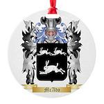 McAdo Round Ornament